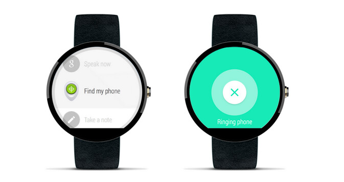 Android Device Manager is rolling out to Android Wear powered smartwatches - Android Device Manager coming to Android Wear powered smartwatches