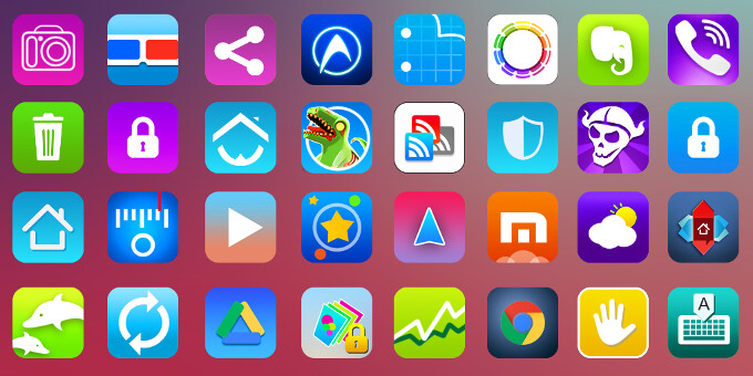 Best new icon packs for Android (March 2015) #2