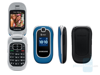 Samsung SGH-A237 is a new AT&T budget clamshell