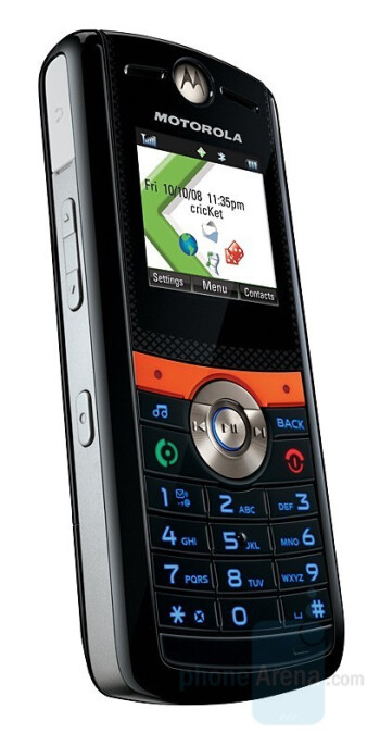 First pictures: Motorola VE240 for Cricket and MetroPCS