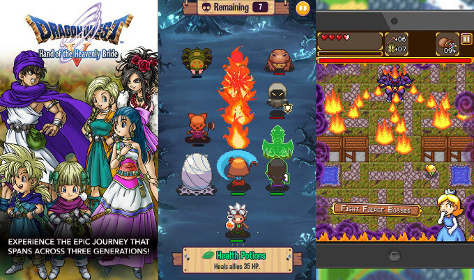 15 best RPG games for iPhone and Android (2015 edition)