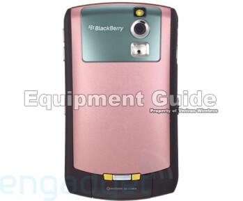 Verizon's Curve gets pretty in pink