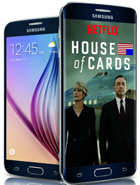 Samsung Galaxy S6 and S6 edge will come with 1 year of free Netflix when bought from T-Mobile