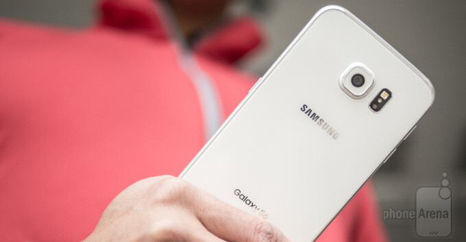 Samsung Galaxy S6's battery life test score trails that of its predecessor