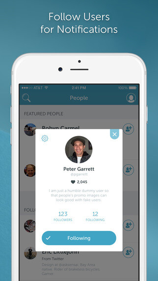 Twitter's Periscope app for iOS