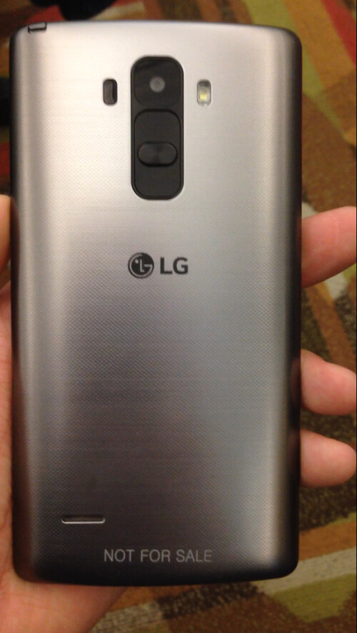 Photos allegedly showing the LG G4 (or G4 Note)
