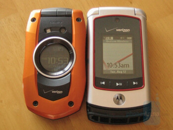 Hands-on with the new Verizon PTT devices