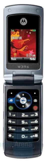 Motorola announced three new simple phones