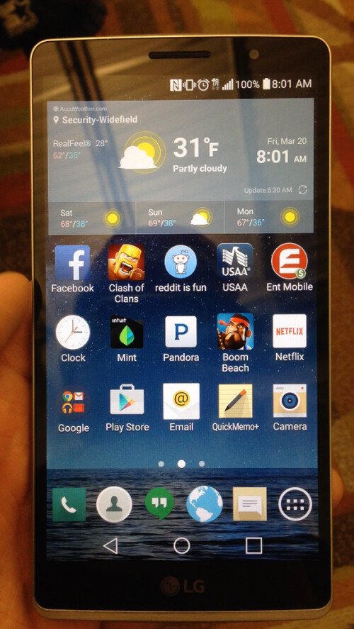 Is this the LG G4 s?