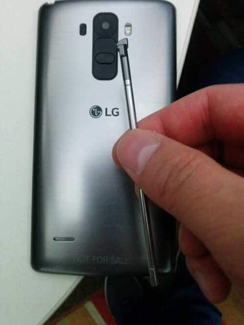 LG G4 Stylus leaked images