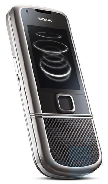 Nokia 8800 Carbon Arte announced