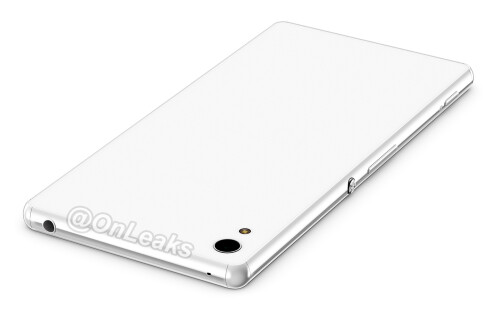 Alleged Sony Xperia Z4 press renders
