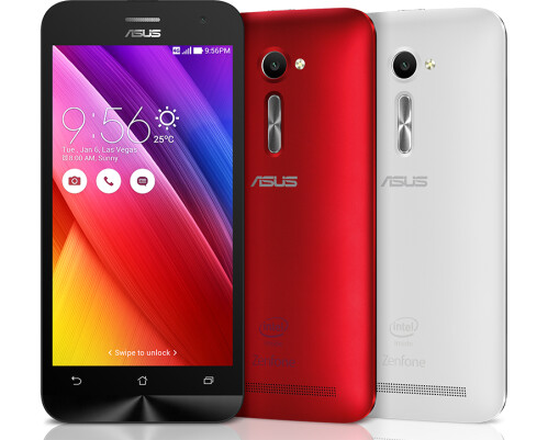ZenFone 2 ZE500CL