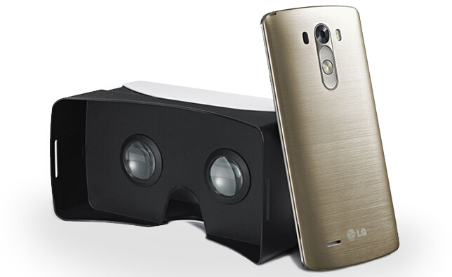 Want a free VR headset? Buy an LG G3 (US only)