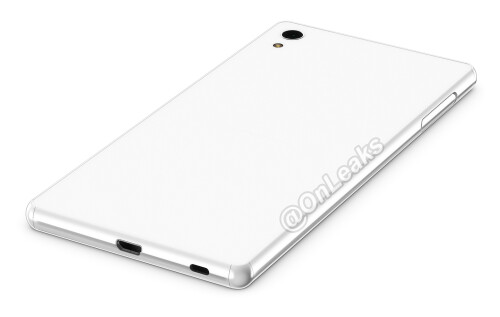 Possible Xperia Z4 renders