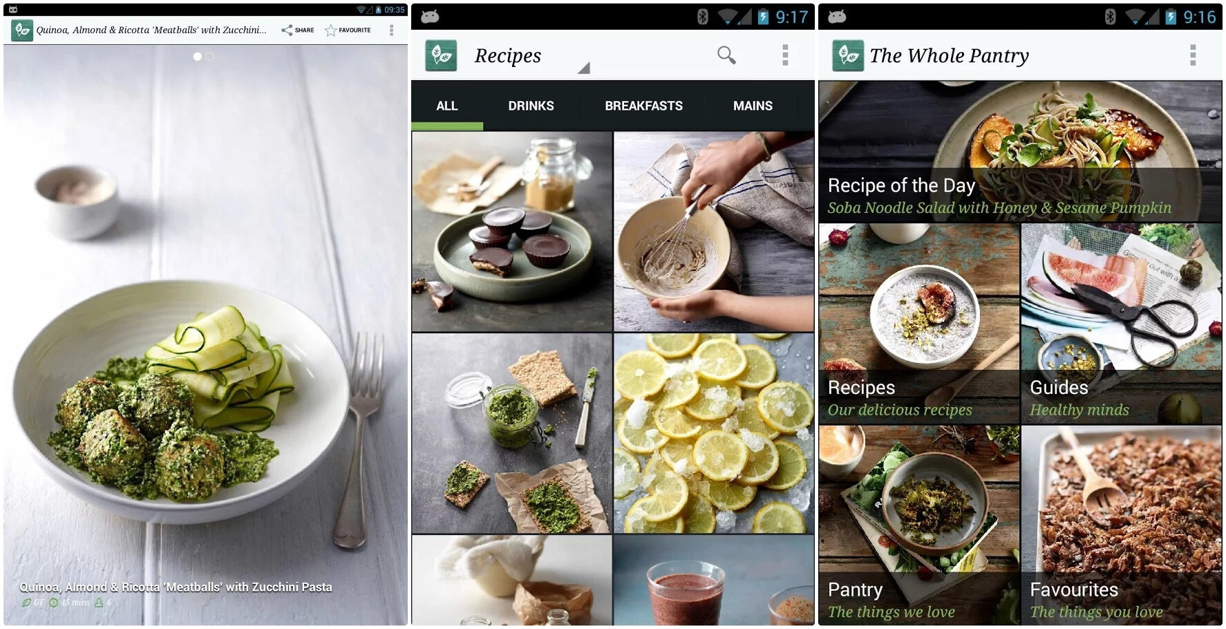 The Beauty Of Android 10 Gorgeous Android Apps With Bold