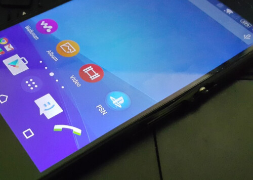 Sony Xperia Z4 pictures leak