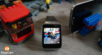 How to use your Android Wear smartwatch as a remote shutter for a smartphone camera