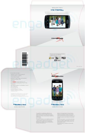Verizon's Blackberry Thunder renamed to Storm