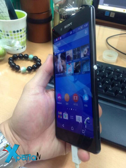 New Sony Xperia Z4 photos