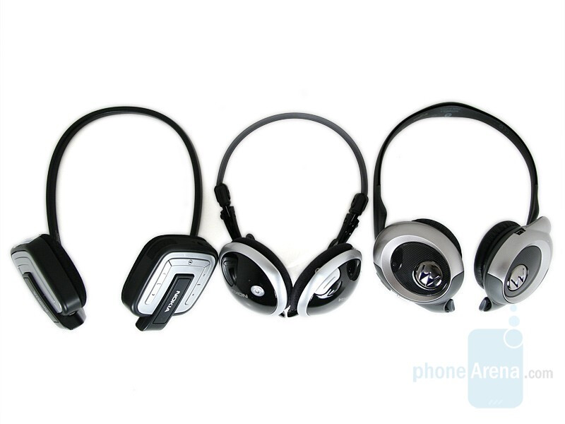 Nokia BH-601, BH-501 and Motorola HT-820 - Stereo Bluetooth accessories - Music phone buying guide for dummies