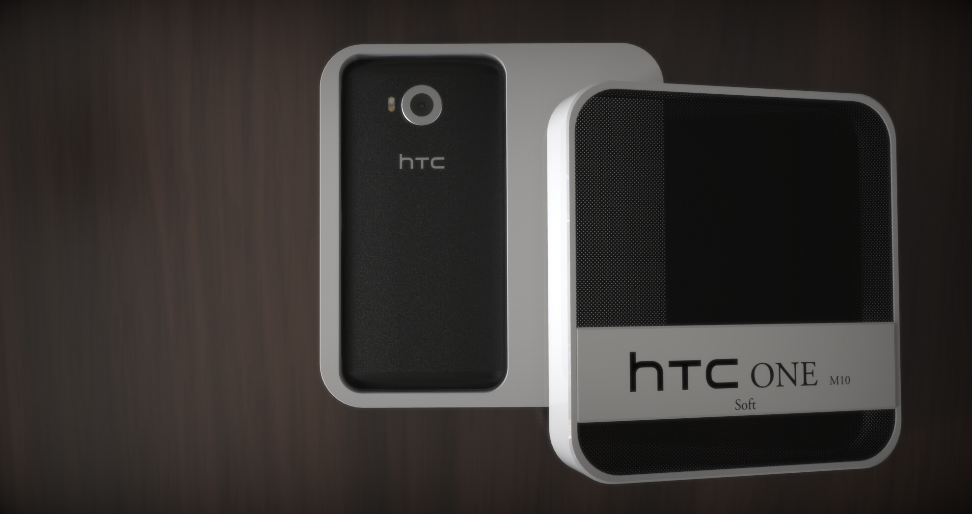 Forward-thinking HTC One M10 Concept Delivers All The
