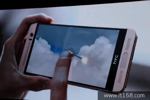 HTC One M9 Plus unveiling images