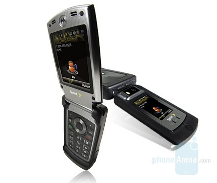Motorola Renegade V950 - Sprint adds two rugged phones to its line