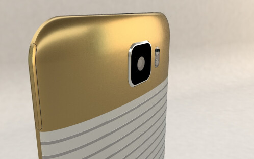 Samsung Galaxy S7 concept renders by Hasan Kaymak