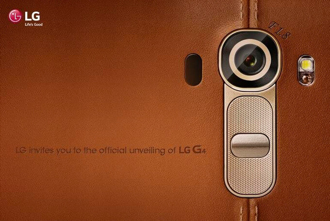 LG G4 rumor round-up: leaked images, performance, price and release date