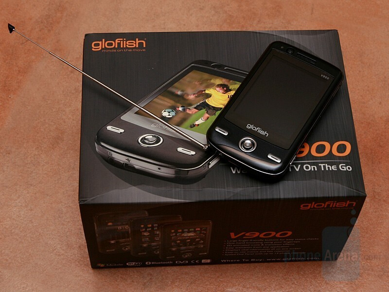 Eten V900 - Hands-on with Eten V900 and X610