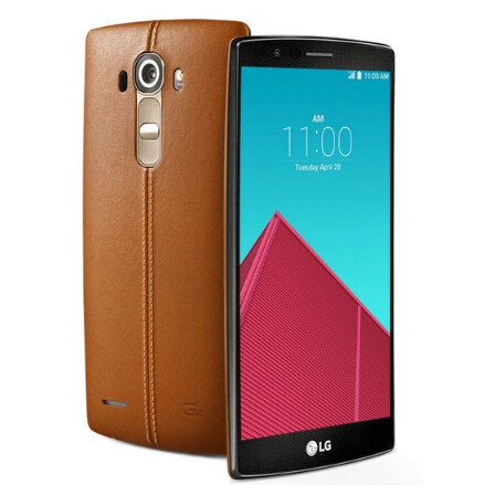 Images of the LG G4 leak
