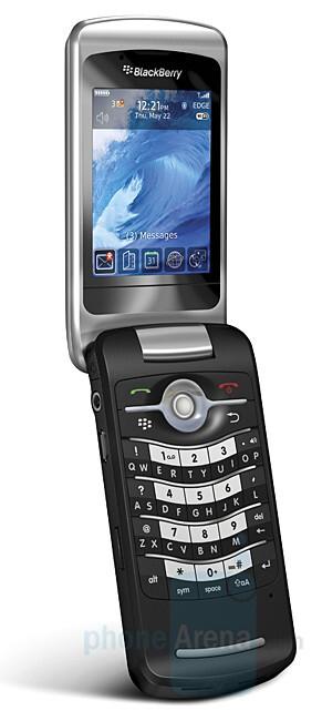 BlackBerry Pearl Flip announced for T-Mobile