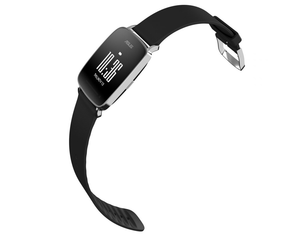 Asus VivoWatch offers 10 days of battery life, plus ...