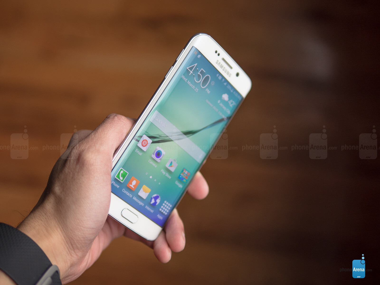 Turn Screen Rotation On  Off  Samsung Galaxy S6 edge