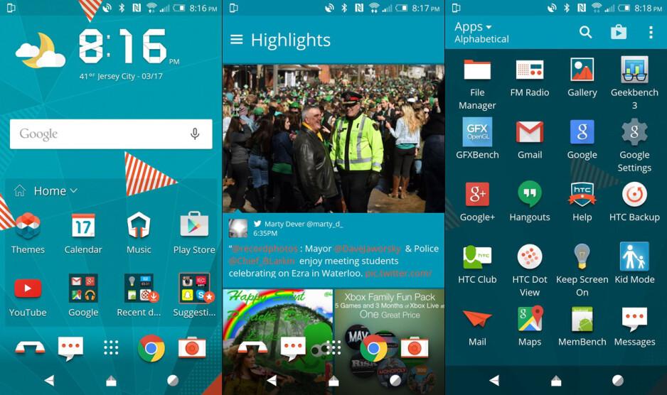 Samsung's new TouchWiz vs HTC Sense UI 7 comparison results: here is the winner!