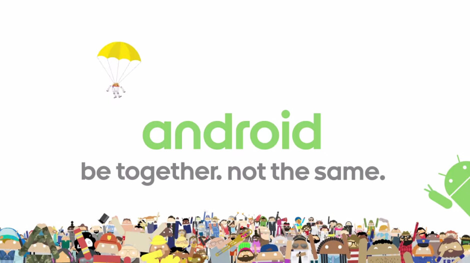 Did you know: there are over 18,000 Android devices available today