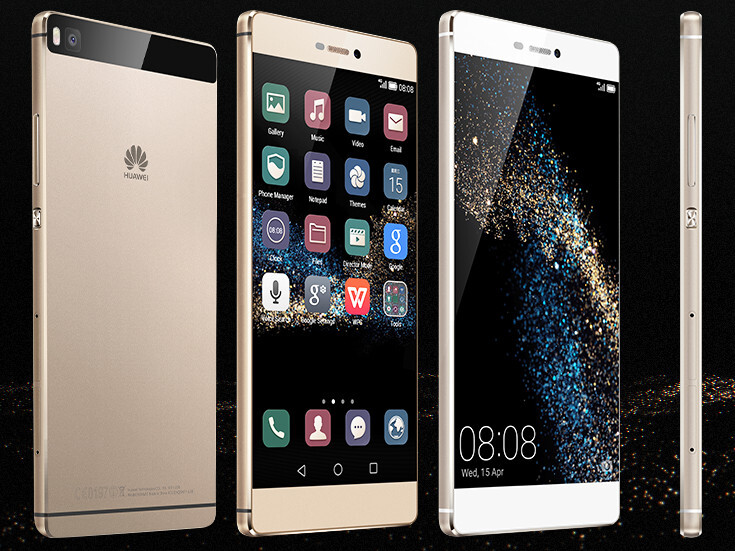 stylish huawei p8 all the snazzy new features. Black Bedroom Furniture Sets. Home Design Ideas