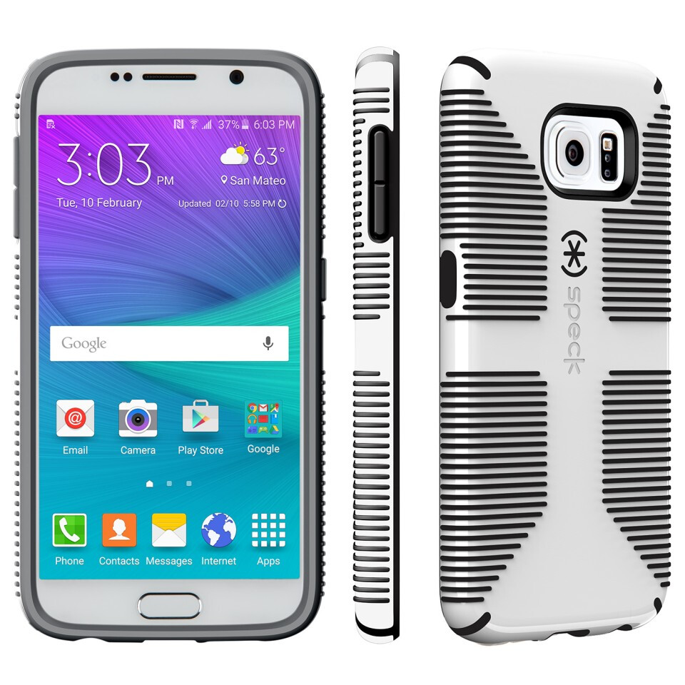 best samsung galaxy s6 cases and covers for every occasion phonearenaspeck candyshell grip case