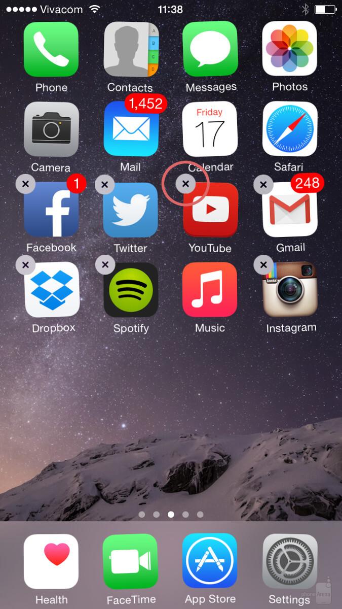 [optional] Delete the YouTube app
