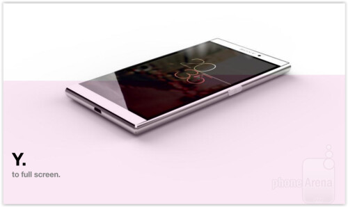 Leaked internal Sony renders of the Xperia Z4 and new UI?