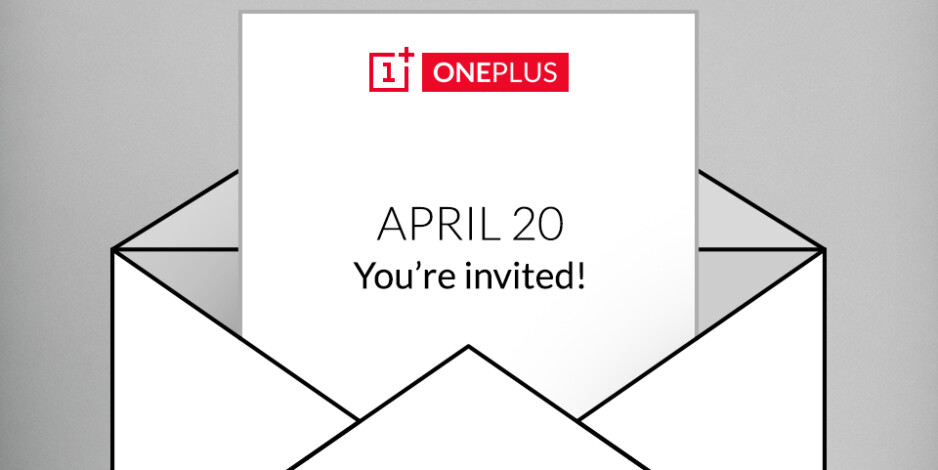 OnePlus will announce something on April 20; the OnePlus 2, maybe?