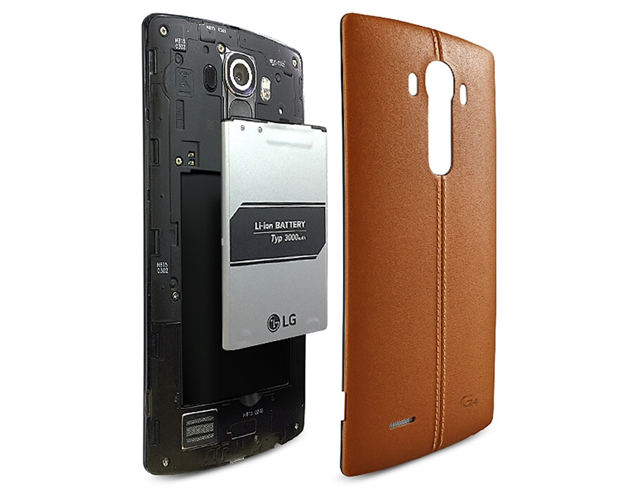 LG Smartphone G4: Camera with a f/1.8 Lens