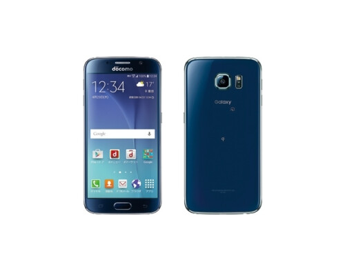 The Galaxy S6 edge and Galaxy S6 for NTT Docomo