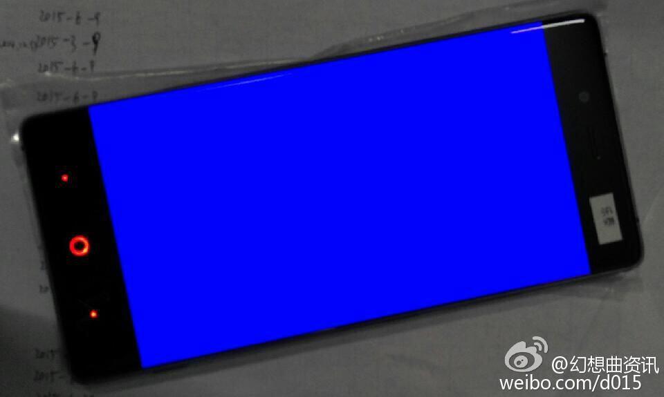 Stream zte nubia z9 borderless Samsung the leader