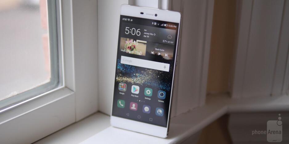 Huawei P8 unboxing