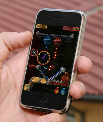 iPhone Games Test vol.1