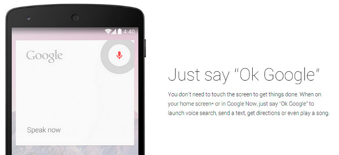 Did you know: 'Ok, Google' voice command comes crippled on Samsung's