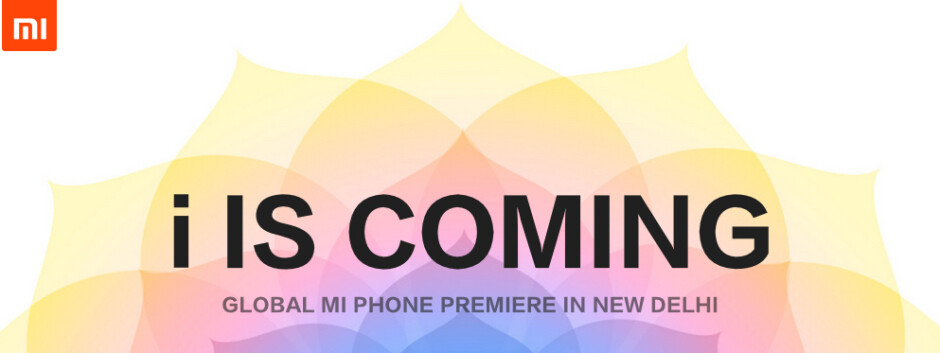 """Watch Xiaomi Mi 4i announcement live stream here: """"i Is Coming"""""""