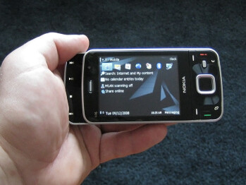 Hands-on with the Nokia N96